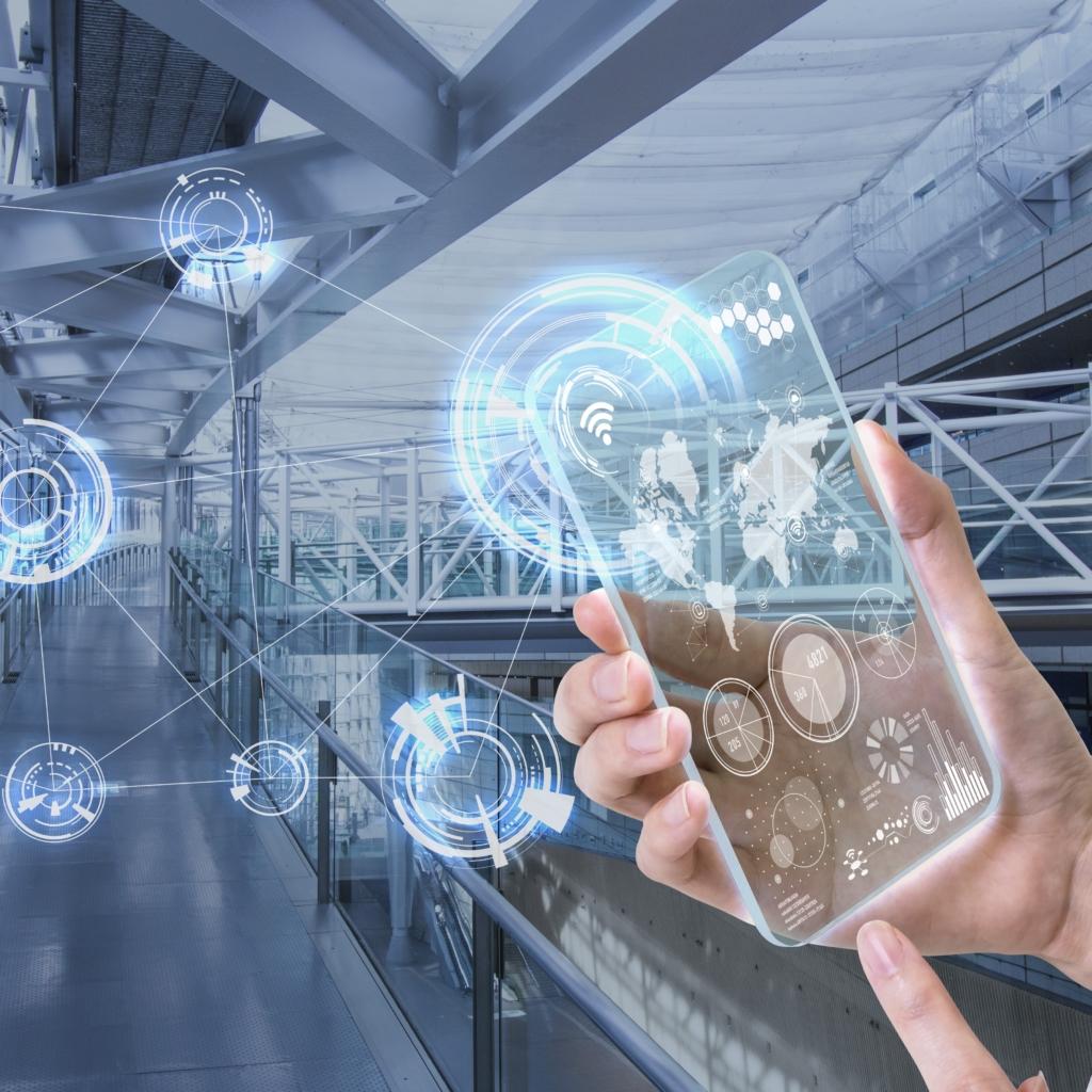 Who makes digital buildings work?