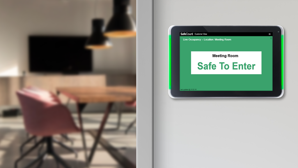 SafeCount sensor